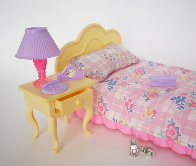 BARBIE BEDROOM – 1996 – My Barbie Site