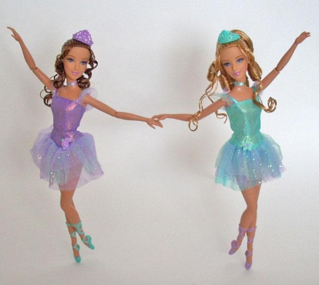 Barbie e le 12 principesse danzanti (2006) Streaming ...